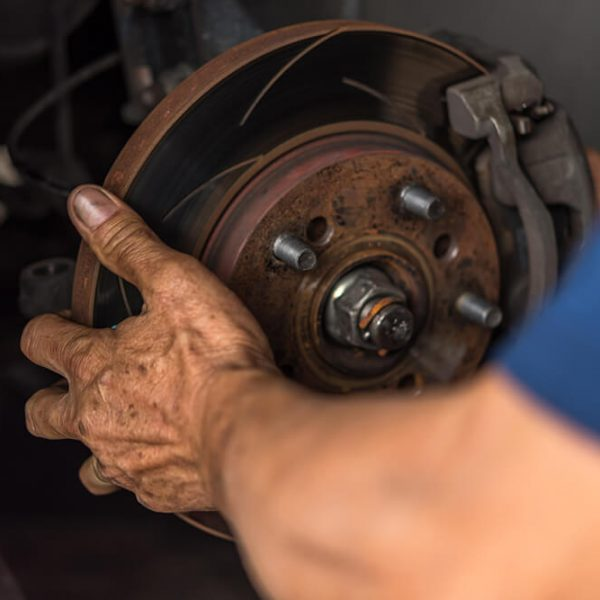 Why Do Brake Pads Sometimes Wear Unevenly?