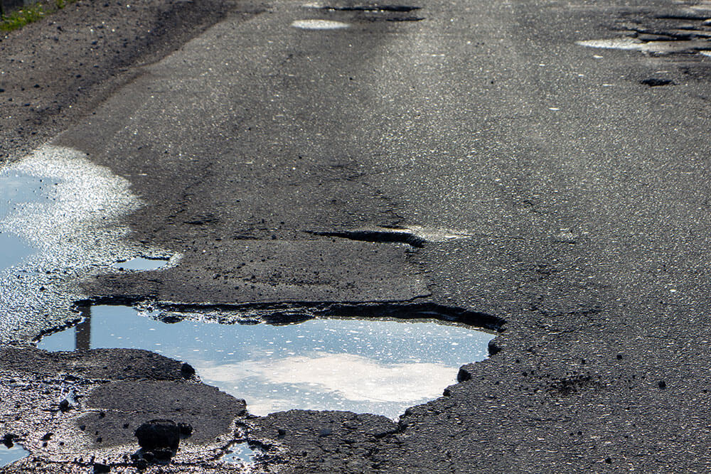 Got Potholes Here's What You Need To Know